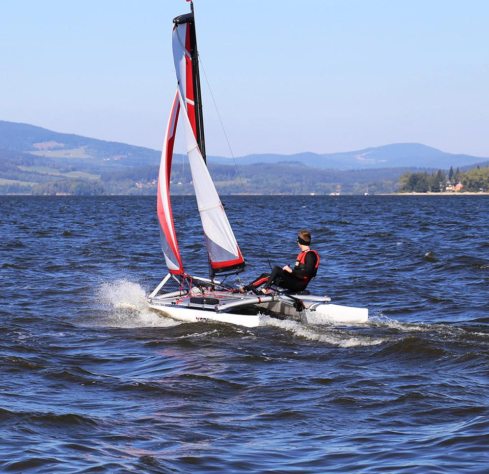 XCAT - the mobile multi-sport-catamaran